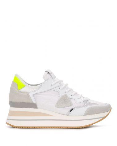 Sneaker Triomphe mondial neon