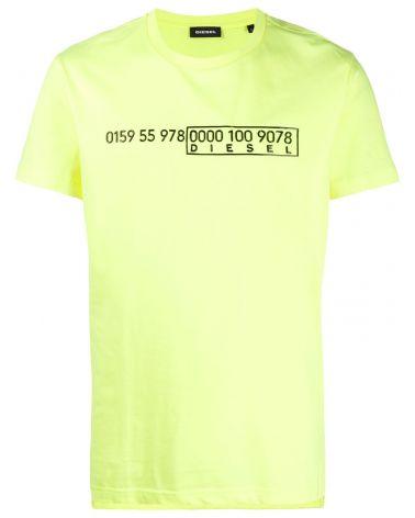 T-Shirt mm giro logo 3D T-Diego - Slits