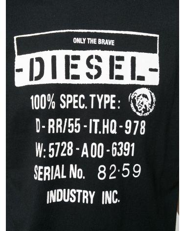 T-Shirt mm giro stampa T-Diego-S1