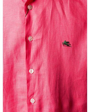 Camicia ml Etro sprad c/logo