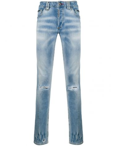 Jeans Super straight cut original Evil Walks