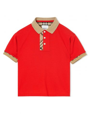 POLO MM FINITURE VINTAGE CHECK