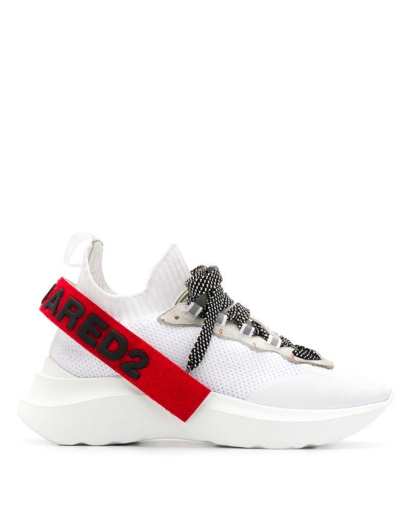 Sneakers maglia + framis + kaleido
