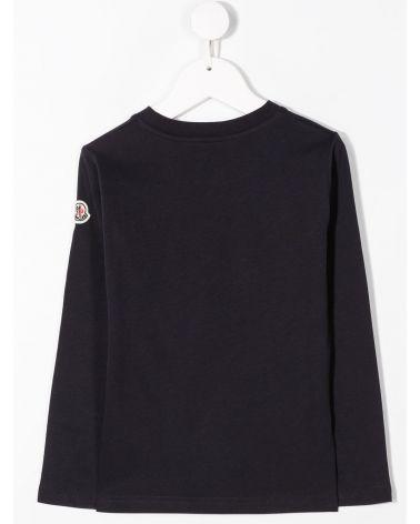 T-Shirt ml giro st.fascia