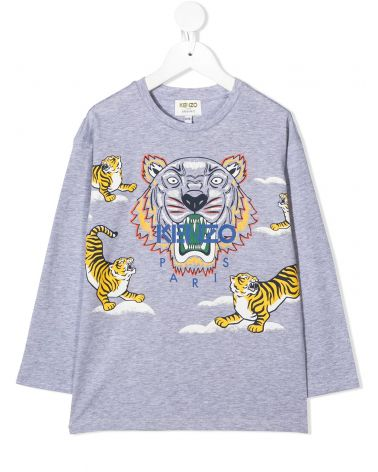 T-Shirt ml giro Tiger