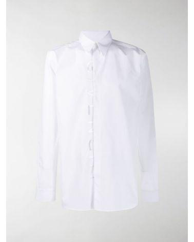 Camicia ml ricamo Givenchy split