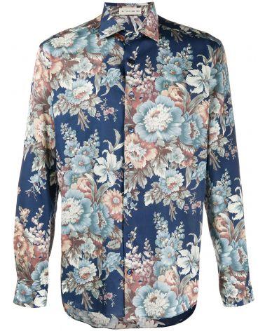 Camicia ml Etro mini spread