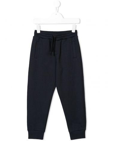 Pantalone felpa + placca