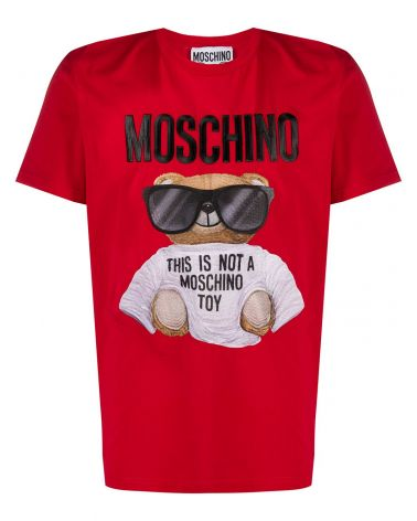 T-Shirt mm giro st. Bear Moschino