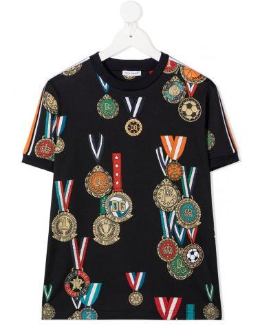 T-Shirt mm giro st.medaglie