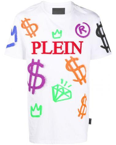 T-Shirt mm giro Graffiti