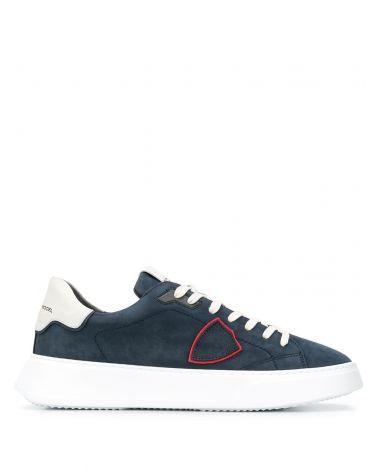 Sneaker Temple nubuck