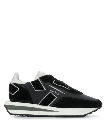 Sneaker Rush-X pelle laminata