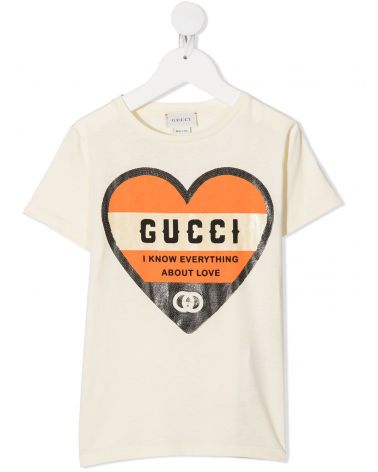 T-Shirt mm giro st.Gucci