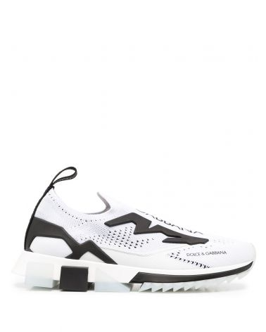 Sneaker bassa maglina + nastro