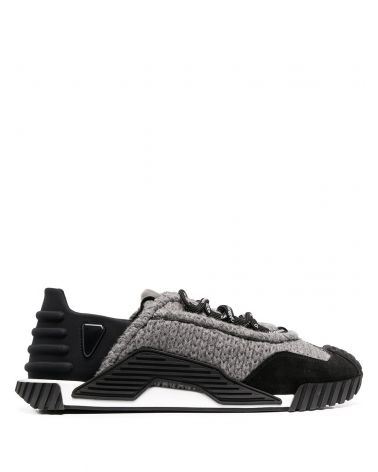 Sneaker bassa Diamond + vit. rubino