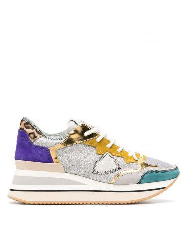 Sneaker Triomphe mondial pop