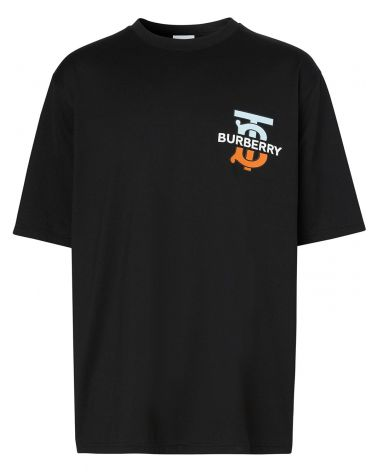 T-Shirt mm giro st. logo