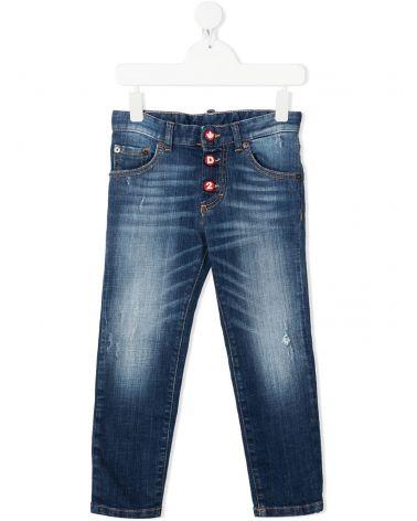 Jeans 5 tasche Run Dan