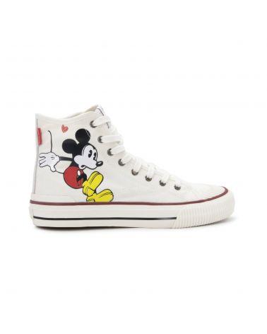 Sneaker Hi Top Topolino