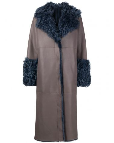 CAPPOTTO MONTONE LIGHT MERINOS NAPPATO
