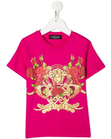T-Shirt mm giro stampa