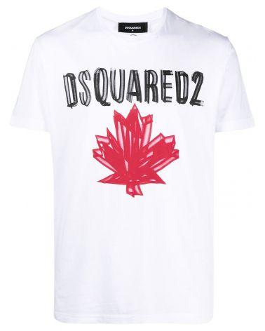 T-Shirt mm giro st.Dsq2