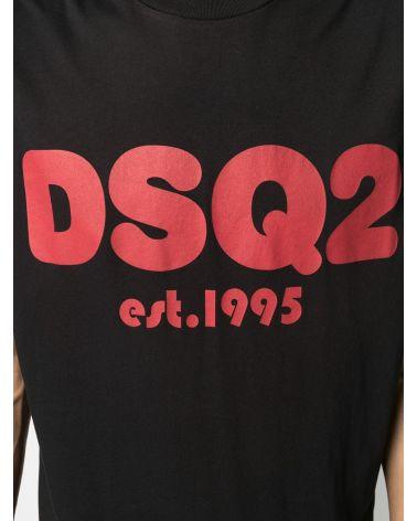 T-SHIRT MM GIRO ST.DSQ2 COOL