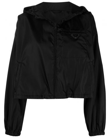 BLOUSON GABARDINE RE-NYLON