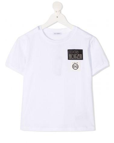 T-Shirt mm giro etichetta