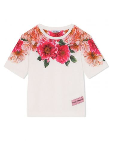 T-SHIRT MM GIRO ST.CAMELIE