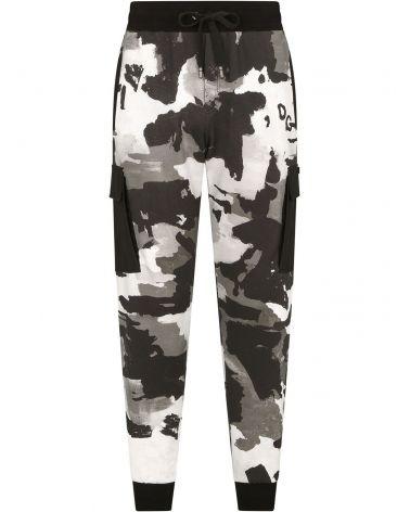 Pantalone camoflage