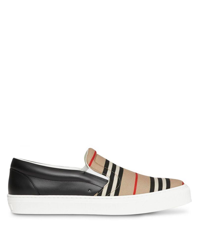 Sneaker senza lacci