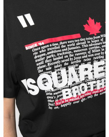 T-Shirt mm giro D2 Bro Smoke