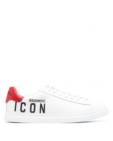 SNEAKER VITELLO + ST.ICON