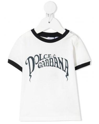T-Shirt mm giro st.ponti  Dolce & Gabbana