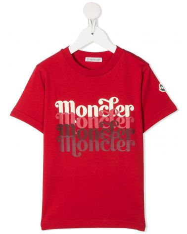 T-Shirt mm giro st. Moncler