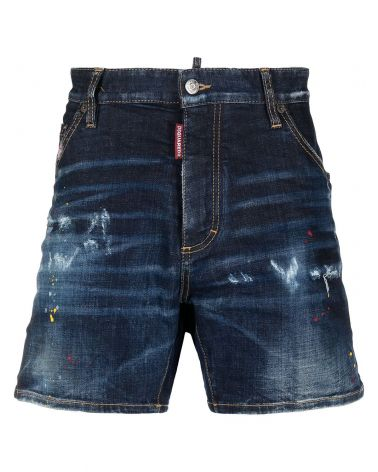 SHORT DENIM DAN COMMANDO
