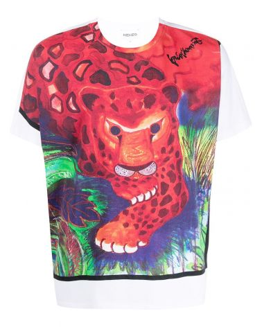 T-Shirt mm giro st.leopard