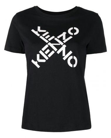 T-Shirt mm giro st.Kenzo Big X