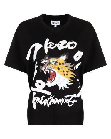 T-Shirt mm giro Kenzo x Kansaiyamamoto