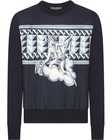 Maglia ml giro st.ponti Dolce & Gabbana