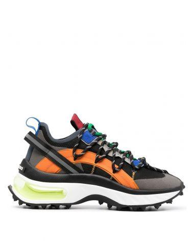 Sneaker nylon + microfibra