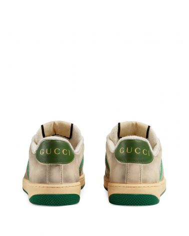 Sneaker Screener in pelle