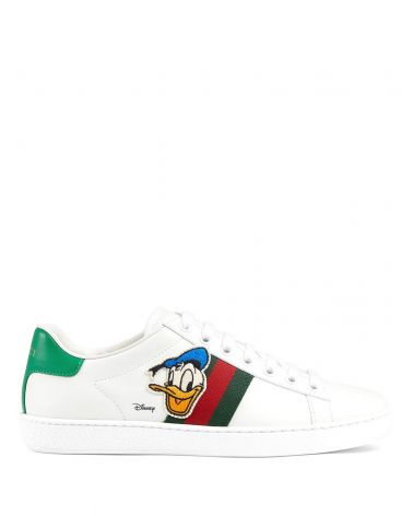 Sneaker Ace Donald Duck Disney x Gucci