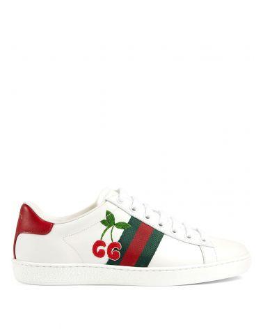Sneaker Ace con ciliegie