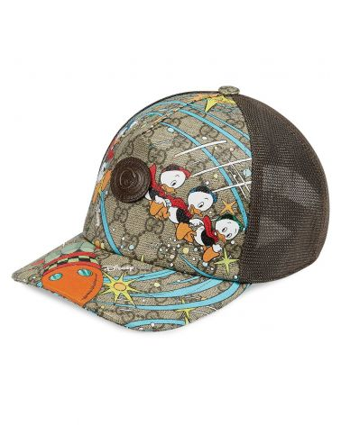 Cappello baseball Donald Duck Disney x Gucci