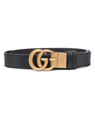 Cintura in pelle Gucci Signature
