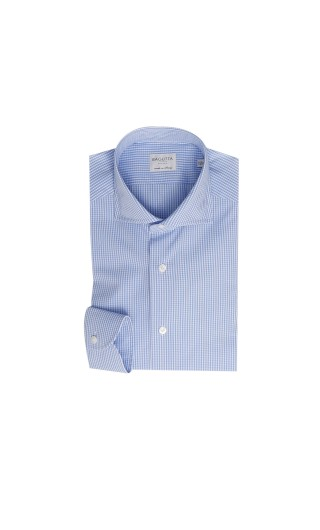 CAMICIA ML QUADR