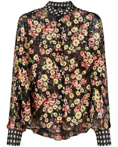 Camicia ml st.fiori